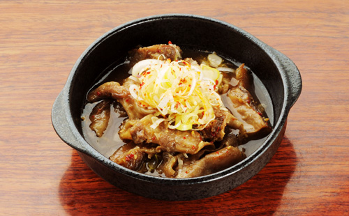 SPECIAL STEWED BEEF TENDON